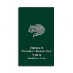 Katzen Taschenkalender 2018