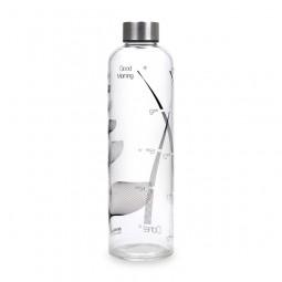 Flasche 1L Dekor