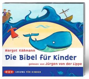Die Bibel für Kinder, Hörbuch