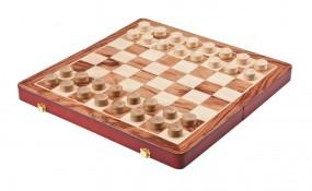 Spiele Set (Dame und Schach)