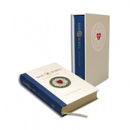 """Die Bibel nach Martin Luthers Übersetzung """"edition chrismon"""""""