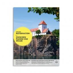 Orte der Reformation - Zwischen Pleiße und Mulde-Copy