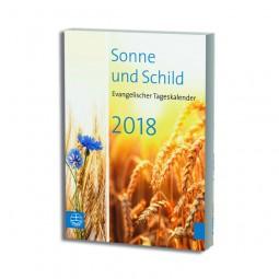 Sonne und Schild 2018 (Buchkalender)