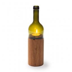 Wein-Licht, moosgrün