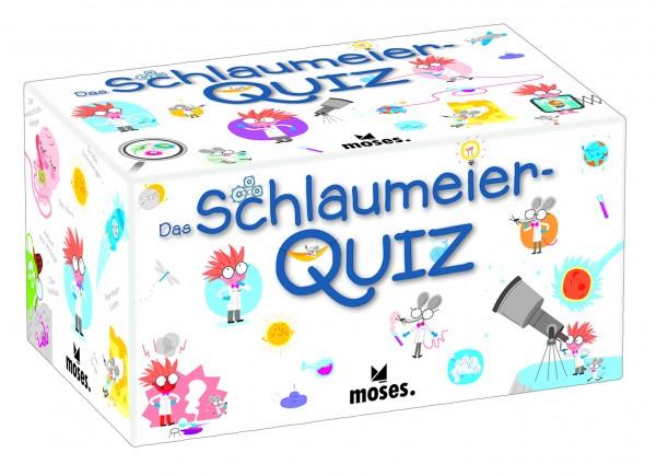 Das Schlaumeier-Quiz- Moses Verlag- für Kinder ab 8