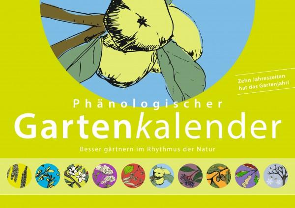 Der phänologische Gartenkalender,