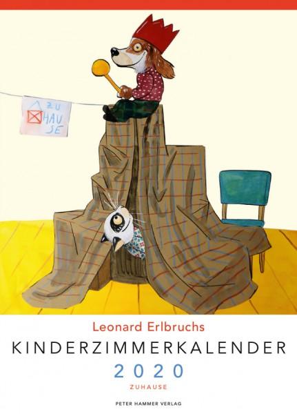 Leonard Erlbruchs Kinderzimmerkalender 2020
