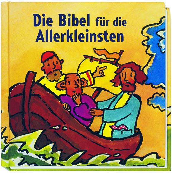 Matthias Jeschke: Die Bibel für die Allerkleinsten