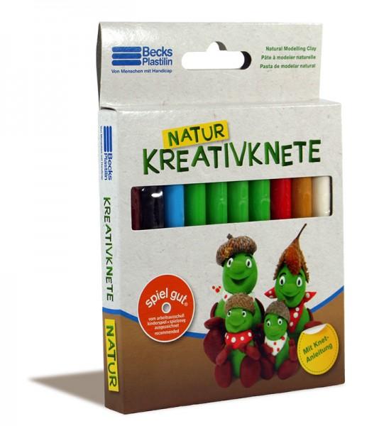 """Natur-Kreativknete """"Familie Öck"""""""
