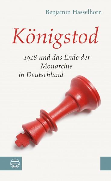 Benjamin Hasselhorn: Königstod ISBN 978-3-374-05730-6
