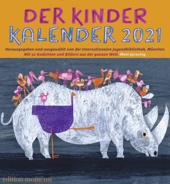 Der Kinder Kalender 2021- Mit 52 Gedichten und Bildern aus aller Welt
