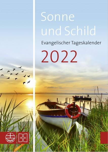 Sonne und Schild 2022 – Buchkalender