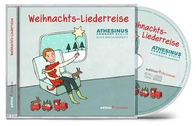 Weihnachts-Liederreise – CD