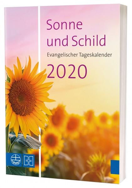 Neijenhuis: Sonne und Schild 2020 Buchkalender; 978-3-374-05907-2