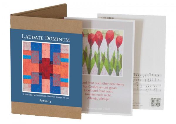 Präsenz Verlag: Laudate Dominum Postkarten-Set 4260513253508