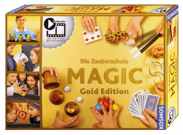 KOSMOS Verlag: Die Zauberschule – Gold Edition 4002051698232
