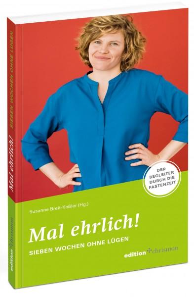 Mal ehrlich! Sieben Wochen ohne Lügen. Begleitbuch ISBN 978-3-96038-172-3