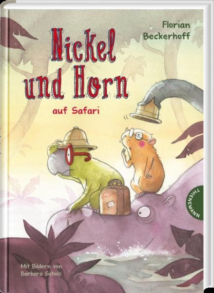 Nickel und Horn auf Safari, Bd. 3