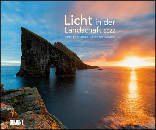 Licht in der Landschaft Kalender 2022