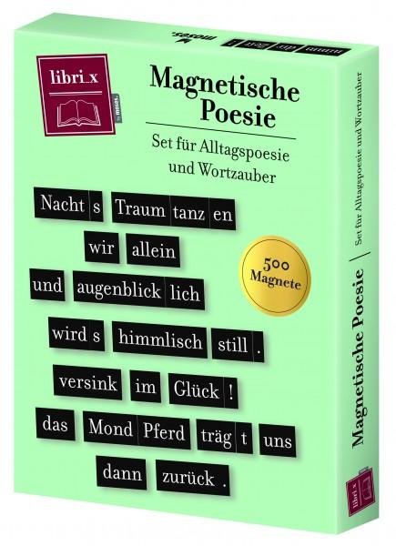 libri_x Magnetische Poesie