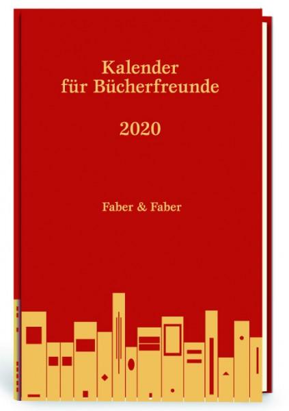 Kalender für Bücherfreunde 2020