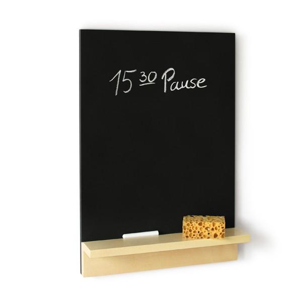 side by side tafel nik mit kreide und schwamm ean 4023116400072 chrismonshop. Black Bedroom Furniture Sets. Home Design Ideas