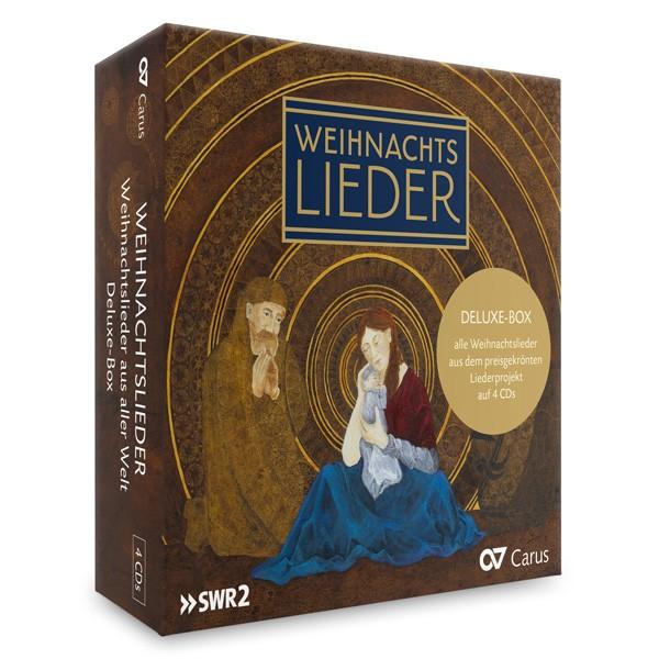Weihnachtsliederbox (Deluxe Box mit 4 CDs)