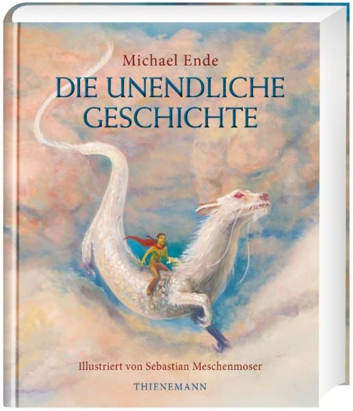 Die unendliche Geschichte - Farbig illustrierte Schmuckausgabe