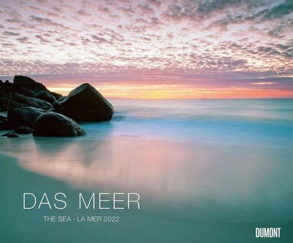 Das Meer Kalender 2022