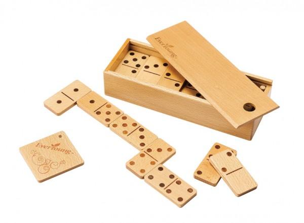 Domino aus FSC- Buchenholz