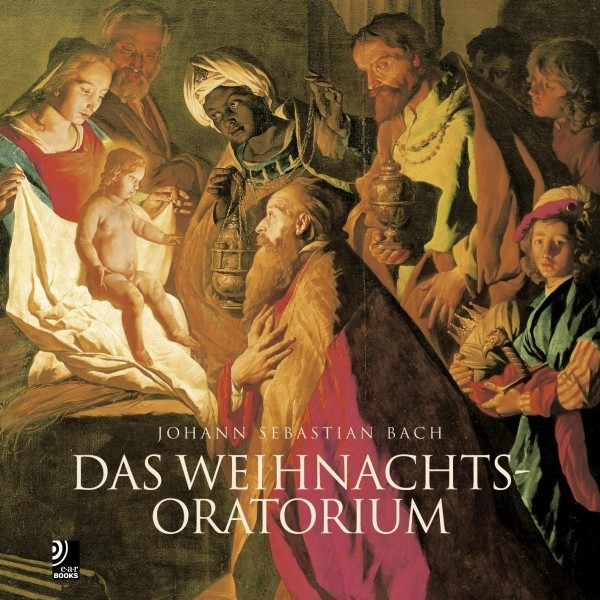 Das Weihnachtsoratorium, earbook mit 4 CDs