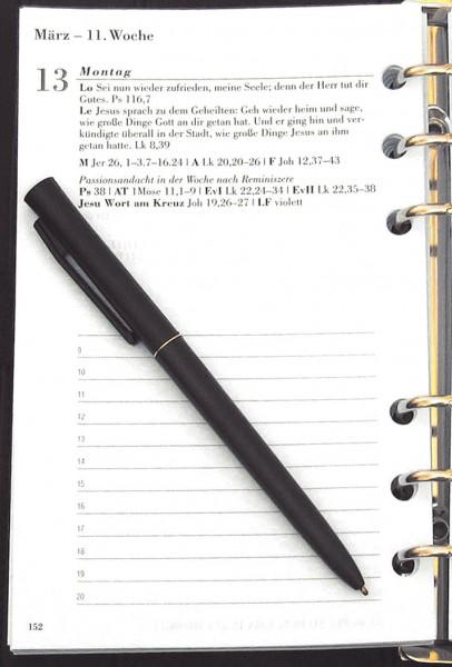 Kirchlicher Amtskalender 2021 – Ringbucheinlage