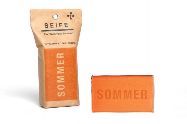 Ein Stück vom Sommer – Seife