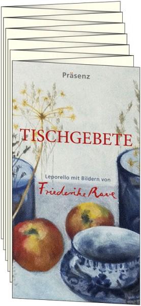 Präsenz Verlag: Tischgebete 9783945879986