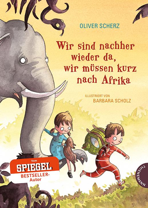 Oliver Scherz, Barbara...