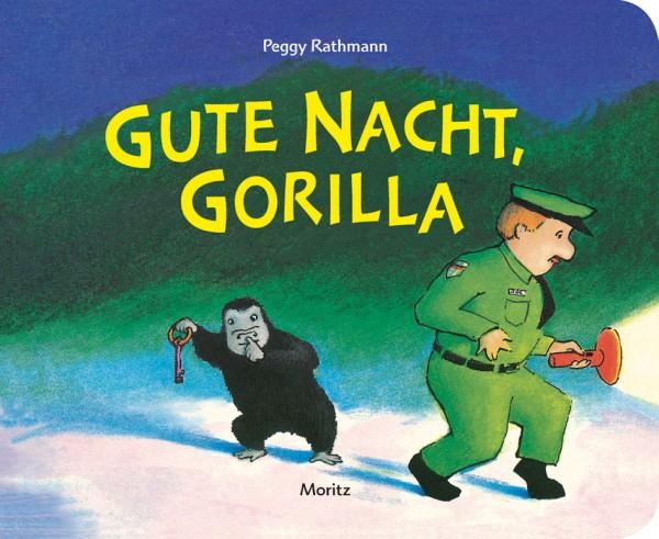 Peggy Rathmann: Gute Nacht, Gorilla 9783895651779