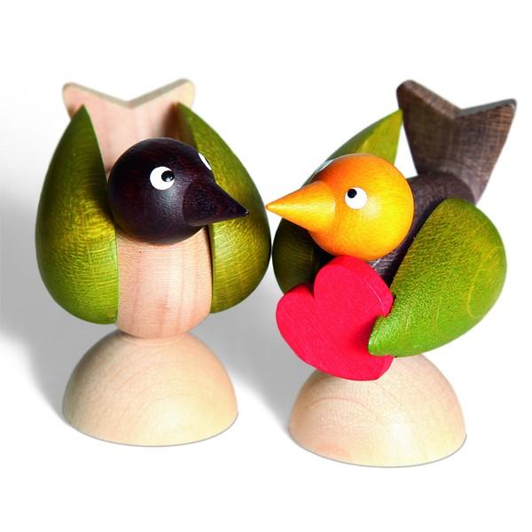 """Vogelpaar """"Ich schenk Dir mein Herz"""""""