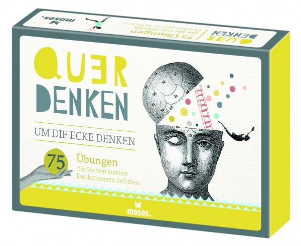 Querdenken - Um die Ecke denken, Moses Verlag