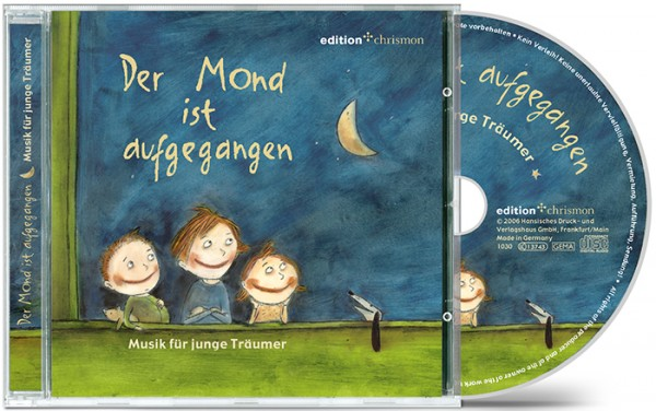 Der Mond ist aufgegangen - CD