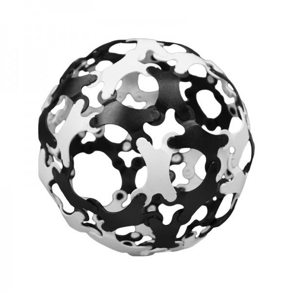 Binabo – black & white edition, 60 Chips in schwarz und weiß