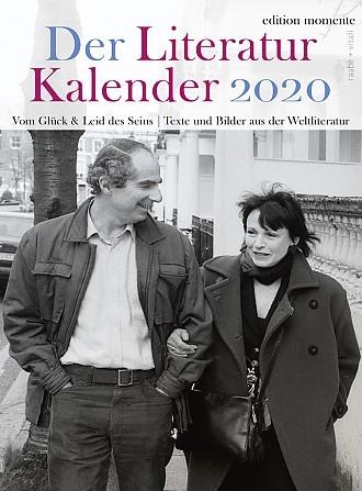 Edition-Momente: Der Literatur Kalender 2020
