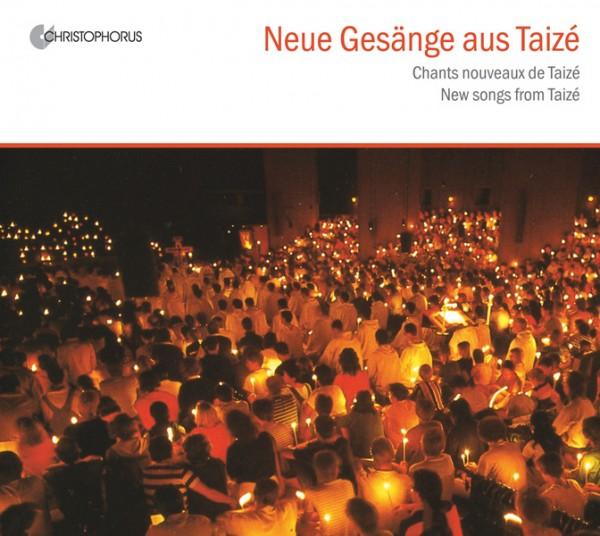 CD: Neue Gesänge aus Taizé