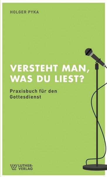 Holger Pyka: Versteht man, was du liest? ISBN: 978-3-7858-0707-1