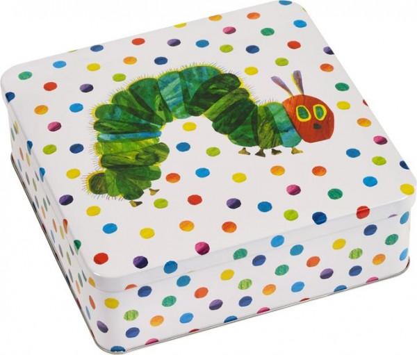 Die kleine Raupe Nimmersatt - Geschenkdose