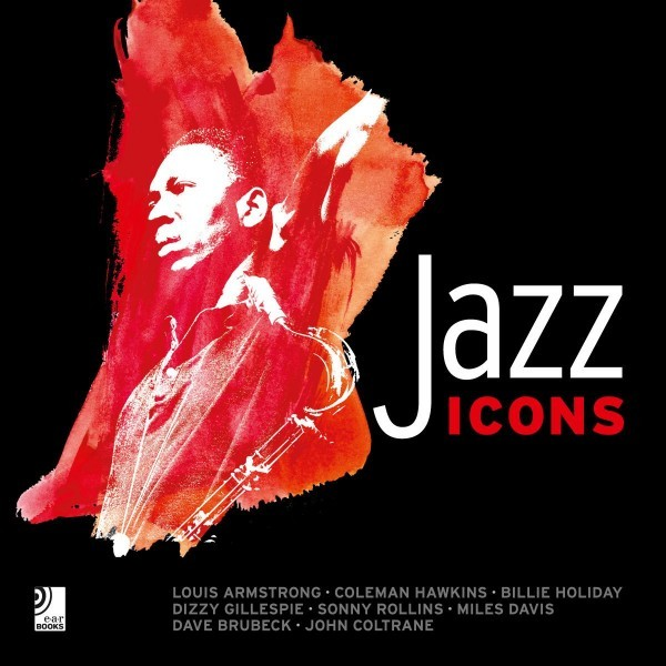 Jazz Icons, Fotobildband inkl. 8 CDs (Deutsch, Englisch)