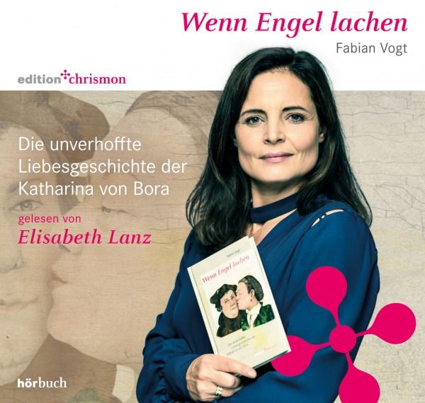 Wenn Engel lachen – Hörbuch, 3 CDs