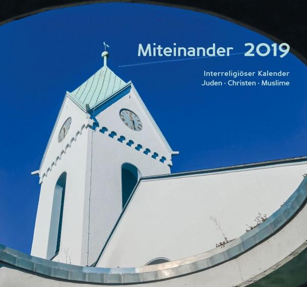 Luther Verlag: Miteinander 2019 ISBN: 978-3-7858-0736-1