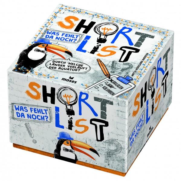 Short List - Ein kurzweiliger Ratespaß