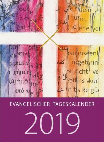 Elisabeth Neijenhuis (Hrsg.): Evangelischer Tageskalender 2019