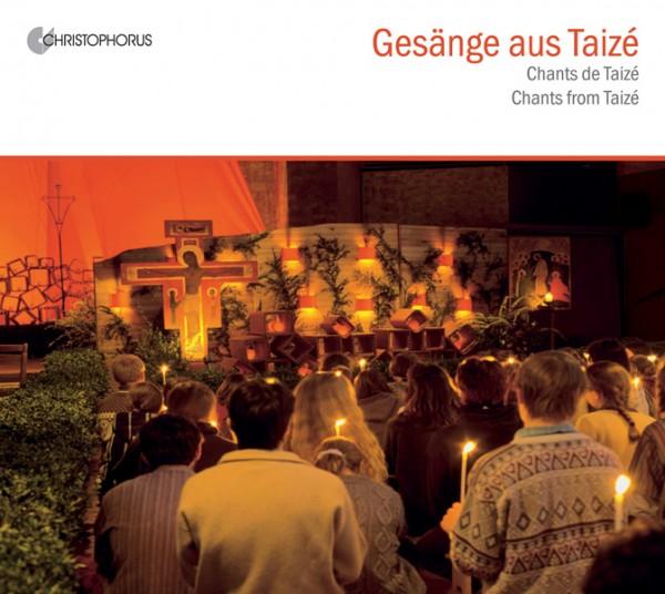 CD: Gesänge aus Taizé